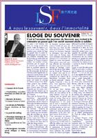 Le Souvenir Francais - Newsletter #27
