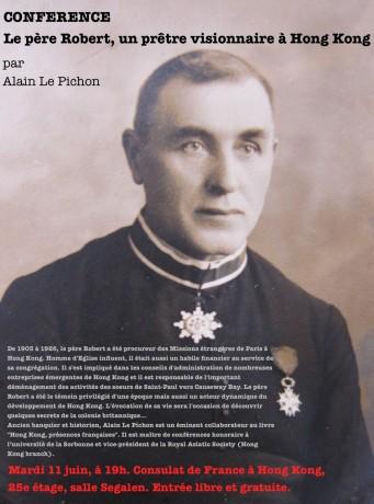Conférence Alain Le Pichon